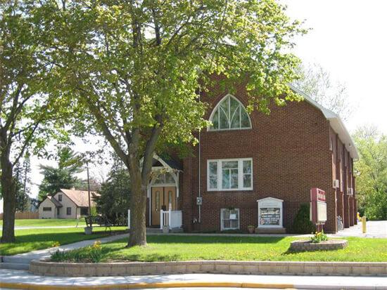 Pioneer Baptist Church Building